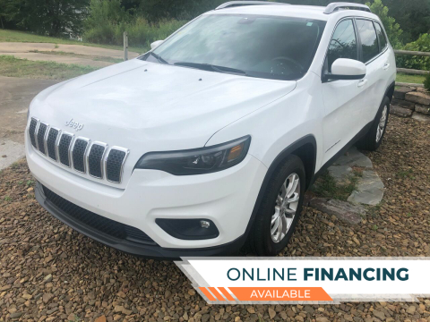 2019 Jeep Cherokee for sale at Taylor Auto Sales in Springdale AR