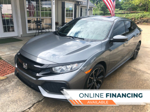 2017 Honda Civic for sale at Taylor Auto Sales in Springdale AR