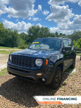 2018 Jeep Renegade for sale at Taylor Auto Sales in Springdale AR