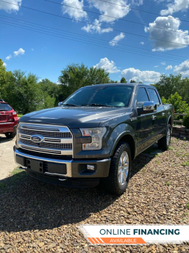 2016 Ford F-150 for sale at Taylor Auto Sales in Springdale AR