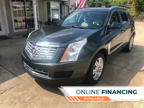 2016 Cadillac SRX for sale at Taylor Auto Sales in Springdale AR