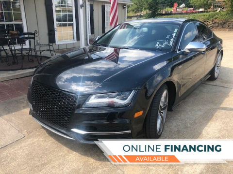 2014 Audi S7 for sale at Taylor Auto Sales in Springdale AR