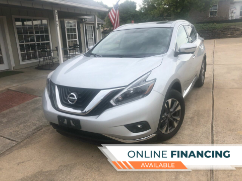 2018 Nissan Murano for sale at Taylor Auto Sales in Springdale AR