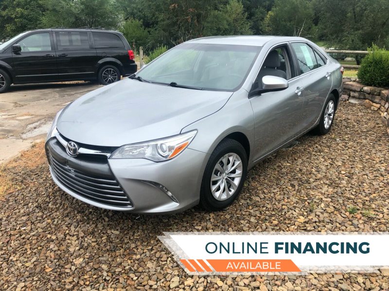 2017 Toyota Camry for sale at Taylor Auto Sales in Springdale AR
