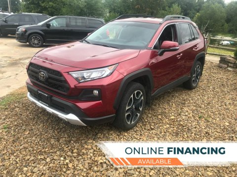 2019 Toyota RAV4 for sale at Taylor Auto Sales in Springdale AR