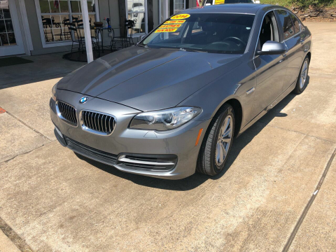 2014 BMW 5 Series for sale at Taylor Auto Sales in Springdale AR