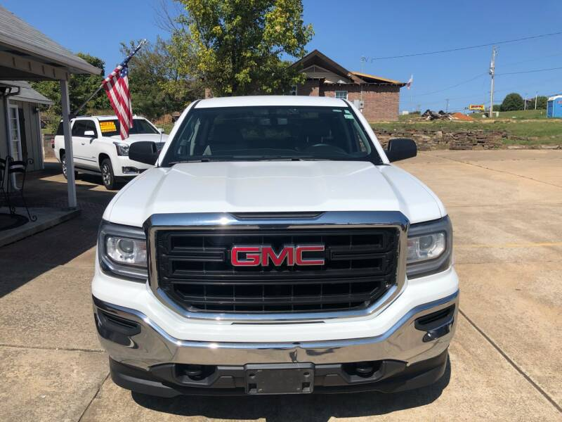 2017 GMC Sierra 1500 for sale at Taylor Auto Sales in Springdale AR