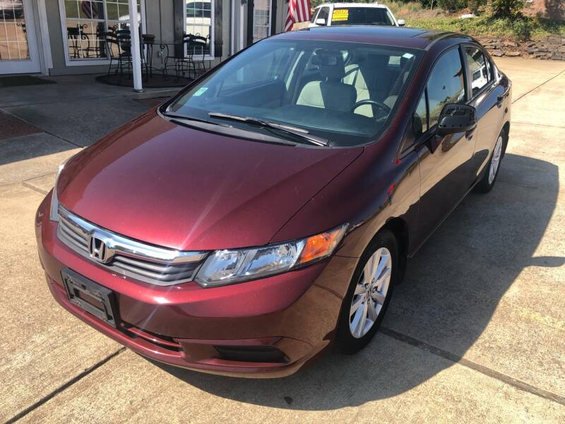 2012 Honda Civic for sale at Taylor Auto Sales in Springdale AR