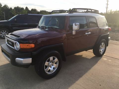 2008 Toyota FJ Cruiser for sale in Springdale, AR