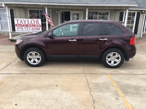 2011 Ford Edge for sale in Springdale, AR