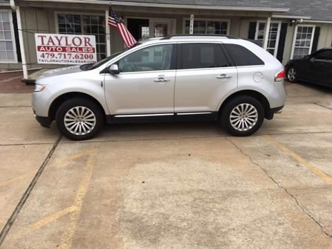 2013 Lincoln MKX for sale in Springdale, AR