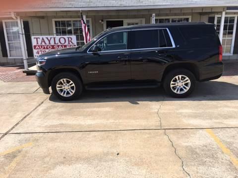 2015 Chevrolet Tahoe for sale in Springdale, AR