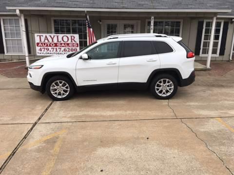 2015 Jeep Cherokee for sale in Springdale, AR