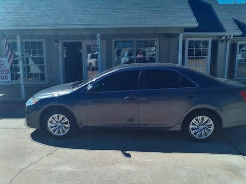 2013 Toyota Camry for sale in Springdale, AR