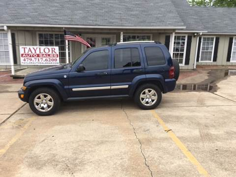 2006 Jeep Liberty for sale in Springdale, AR