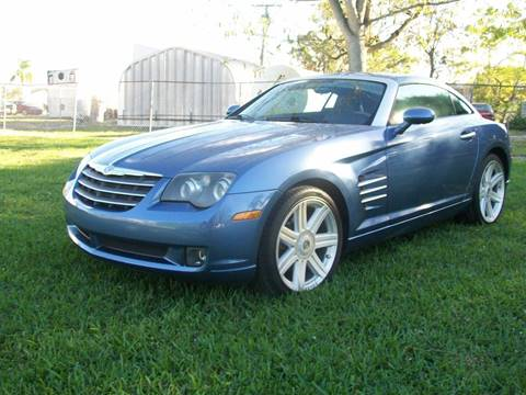2005 Chrysler Crossfire for sale in West Palm Beach, FL