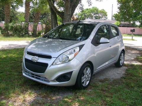 2013 Chevrolet Spark for sale in West Palm Beach, FL