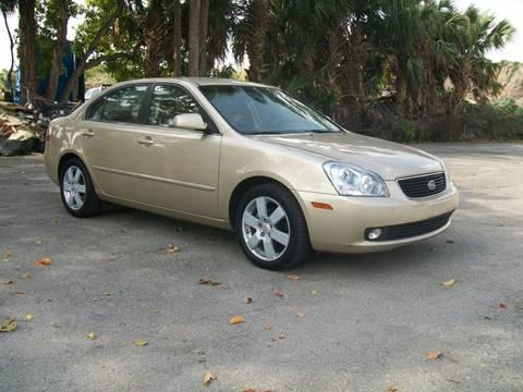 2008 Kia Optima for sale in West Palm Beach, FL
