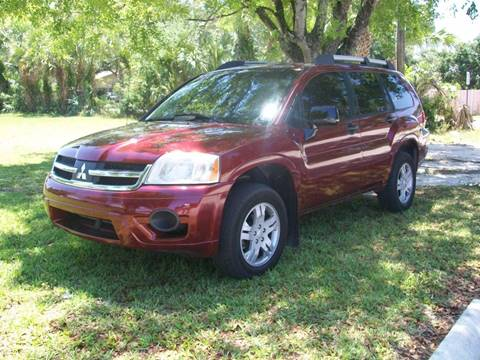 2007 Mitsubishi Endeavor for sale in West Palm Beach, FL