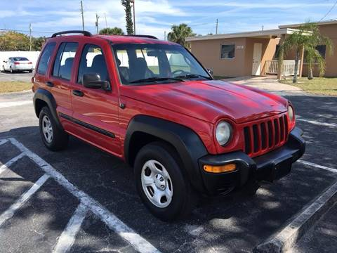 2003 Jeep Liberty for sale in West Palm Beach, FL