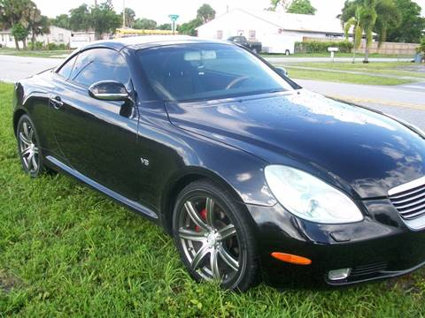 2002 Lexus SC 430 for sale in West Palm Beach, FL