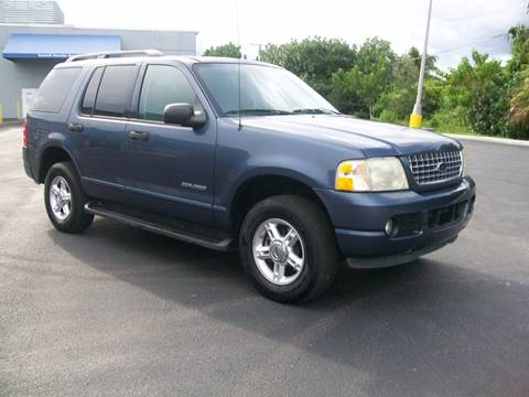 2004 Ford Explorer for sale in West Palm Beach, FL