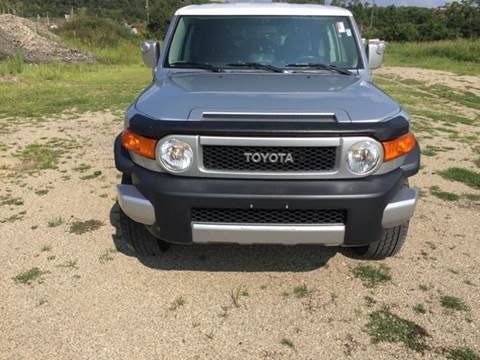 2007 Toyota FJ Cruiser for sale in Chillicothe, OH
