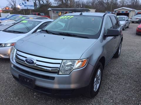 2007 Ford Edge for sale in Chillicothe, OH