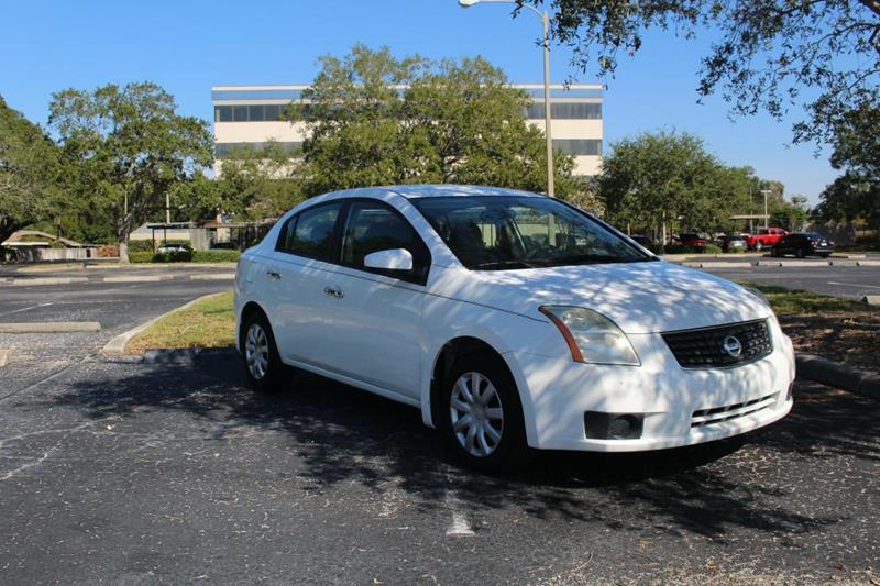 2007 Nissan Sentra 2.0 In Pinellas Park FL - True Cars Inc.