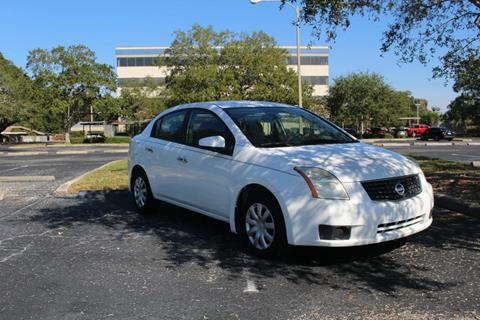 2007 Nissan Sentra for sale in Pinellas Park, FL