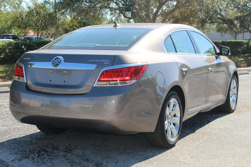 2010 Buick LaCrosse CXL In Pinellas Park FL - True Cars Inc.