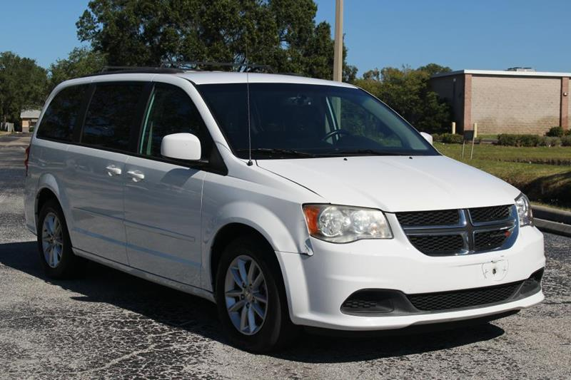 2015 Dodge Grand Caravan SXT In Pinellas Park FL - True Cars Inc.