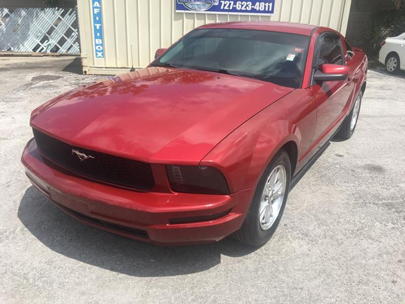 2008 Ford Mustang In Pinellas Park FL - True Cars Inc.