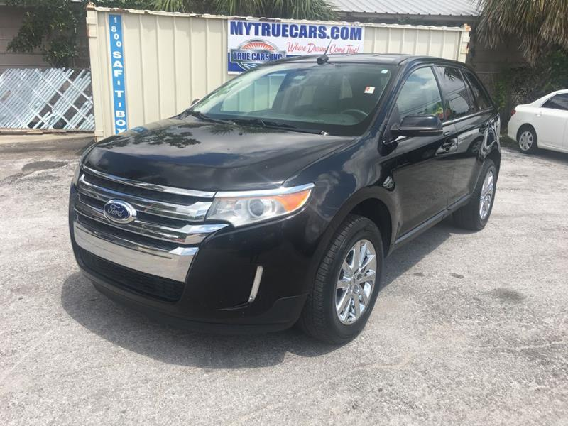 Ford Edge For Sale At True Cars Inc In Pinellas Park Fl