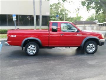 1999 Nissan Frontier for sale in Pinellas Park, FL