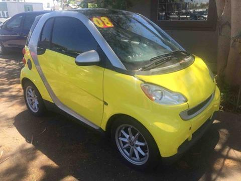 2008 Smart fortwo for sale in Phoenix, AZ