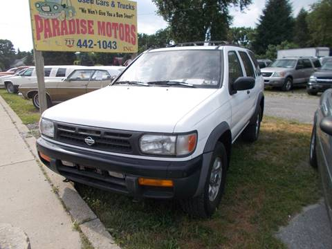 1998 Nissan Pathfinder for sale in Paradise, PA