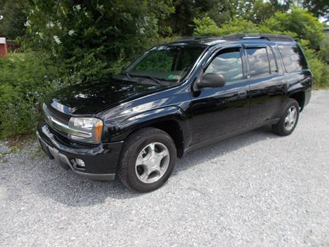 2004 Chevrolet TrailBlazer EXT for sale in Paradise, PA