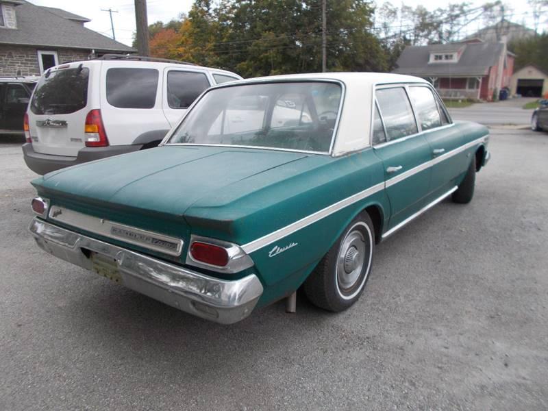 1964 Amc Rambler classic In Paradise PA - Paradise Motors Inc.