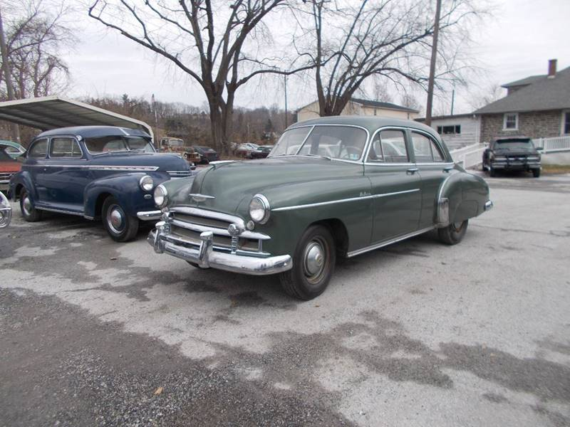 1950 Chevrolet Master Deluxe In Paradise PA - Paradise Motors Inc.