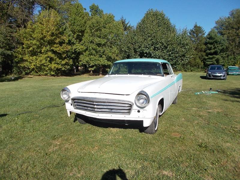 1956 Chrysler Windsor In Paradise PA - Paradise Motors Inc.