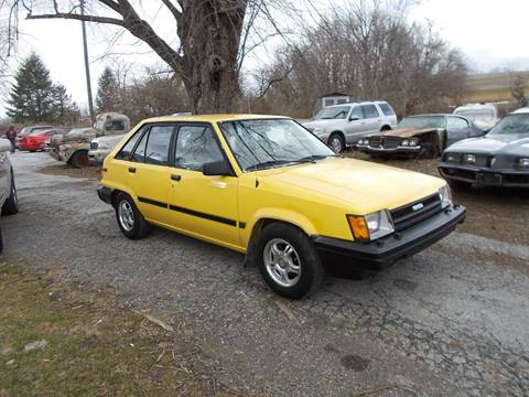 1986 Toyota Tercel for sale in Paradise, PA