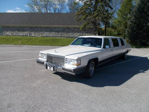 1990 Cadillac Brougham for sale in Paradise, PA