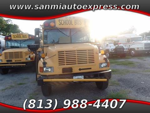 1994 International SCHOOL BUS for sale in Tampa FL