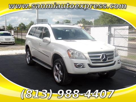 2008 Mercedes-Benz GL-Class for sale in Tampa FL