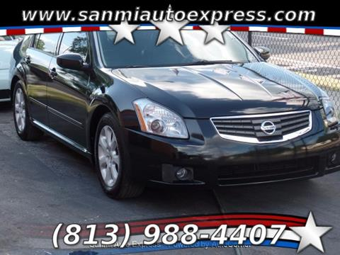 2008 Nissan Maxima for sale in Tampa FL