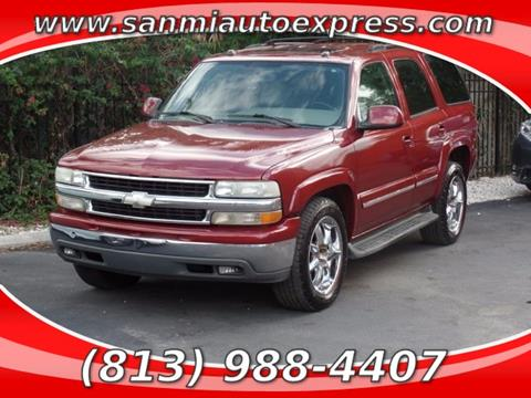 2004 Chevrolet Tahoe for sale in Tampa FL