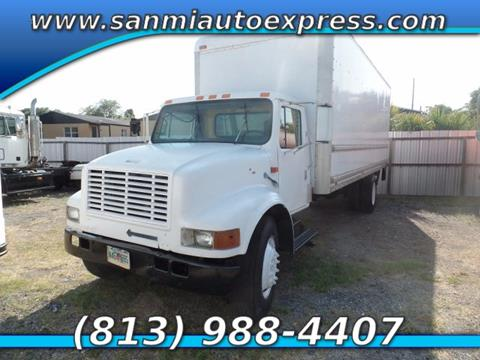 1998 International 4900 - No data for sale in Tampa FL