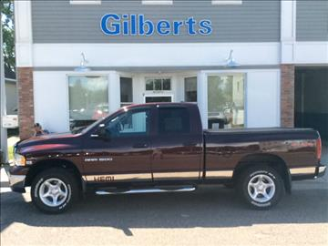 2004 Dodge Ram Pickup 1500 for sale in Sand Creek, WI