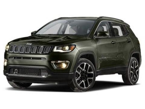 2017 Jeep Compass for sale in Sand Creek, WI